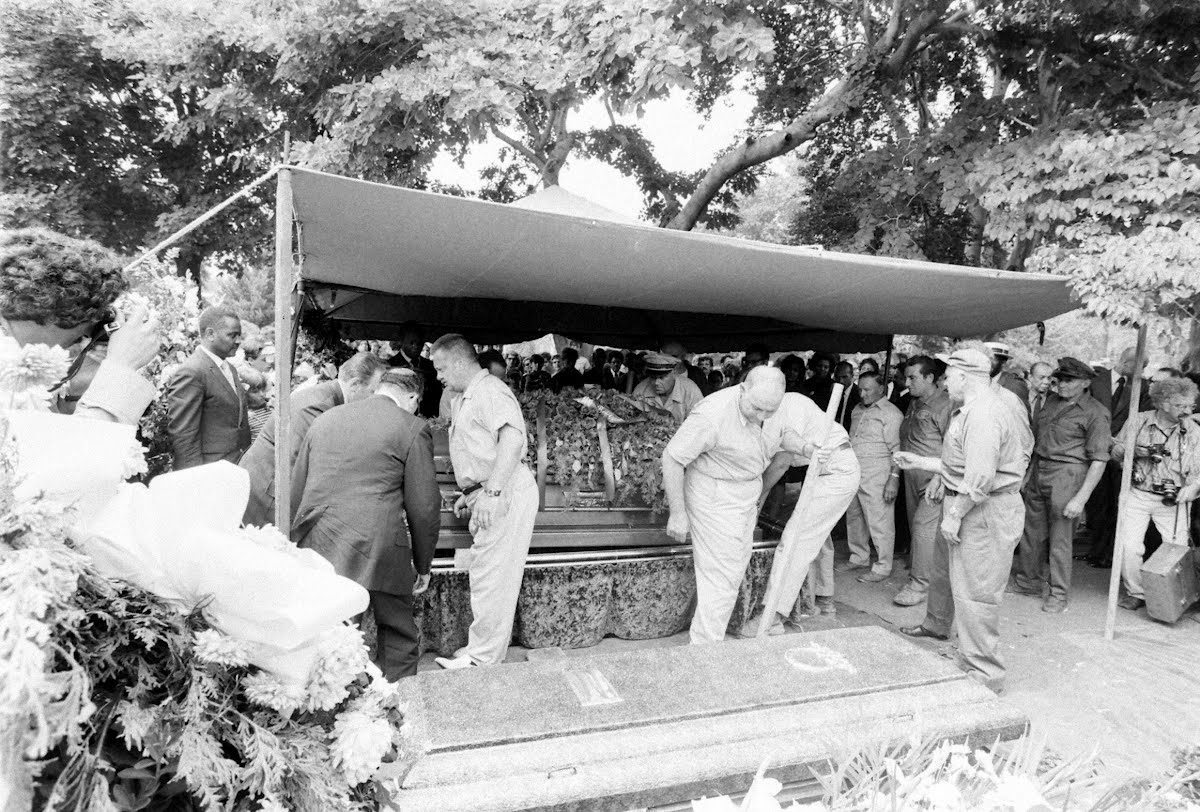 Armstrong Funeral