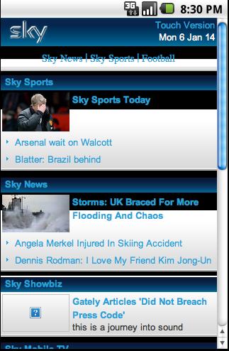 Sky News Unofficial