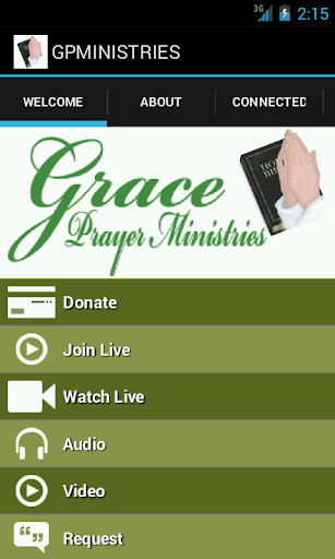 Grace Prayer Ministries