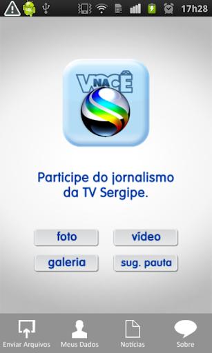 VOCÊ NA TV SERGIPE