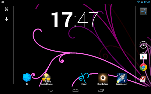 Frond Live Wallpaper