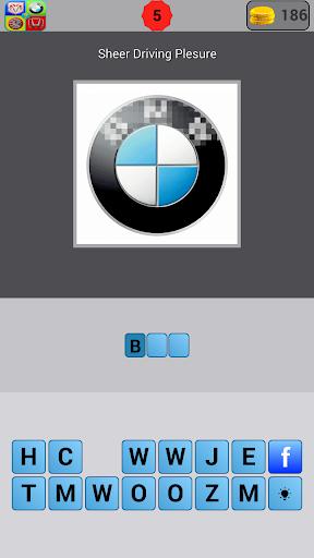 Cars Logo Quiz  {cheat|hack|gameplay|apk mod|resources generator} 5