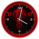 Diablo 3 Clock icon