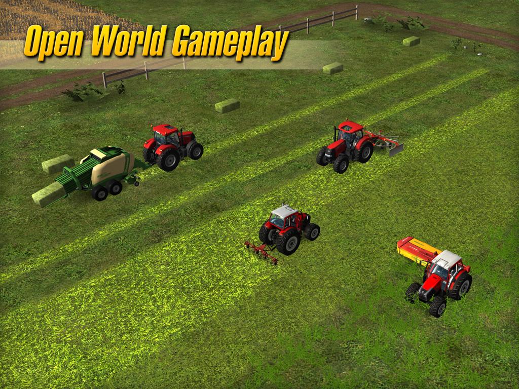 Farming Simulator 14 screenshot #13