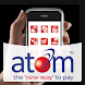atom mobile application.