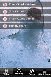 Shark Hungry Attack