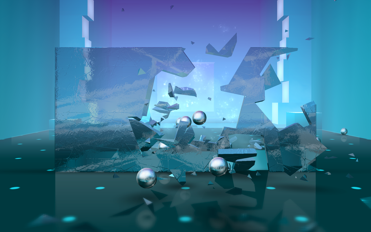 Smash Hit screenshot #1