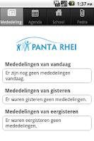 Screenshot of De Panta Rhei