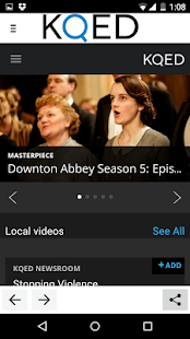 KQED - screenshot thumbnail