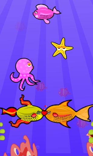 Fish Kissing Casual Fun 3.0.4 screenshots 3