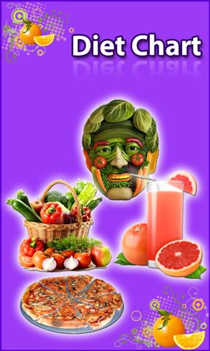 健康ダイエットチャート