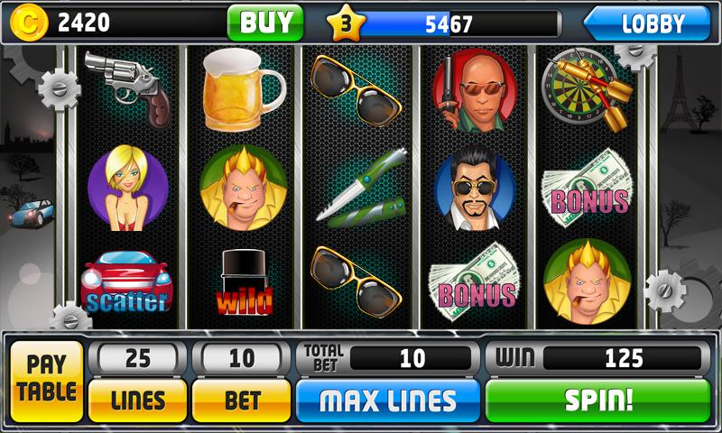 Australian Slots Fever - screenshot