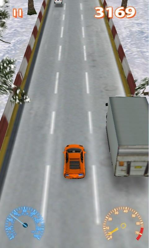 SpeedCar - screenshot