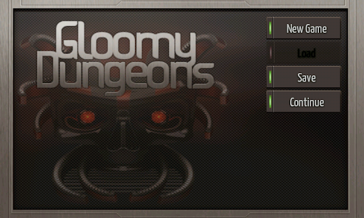 Gloomy Dungeons 3D- screenshot thumbnail