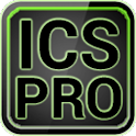 ICS Pro Green GOWidget  + More logo