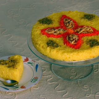 Saffron Desserts Recipes.