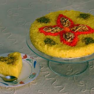 Saffron Desserts Recipes.