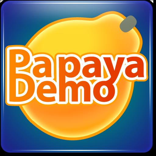 Papaya Game Engine Demo