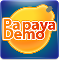Papaya Game Engine Demo logo
