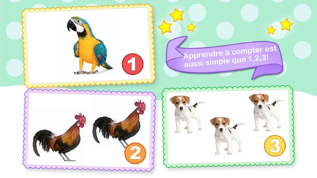 Beliebt Apprendre à compter Gratuit – Applications Android sur Google Play GF71