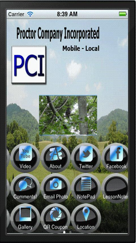 Proctor Co Inc.- screenshot