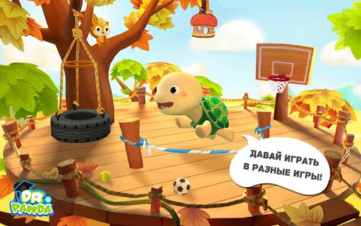 Dr. Panda и Toto для планшетов на Android