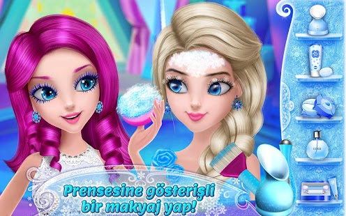 Coco Buz Prensesi Ekran Görüntüsü