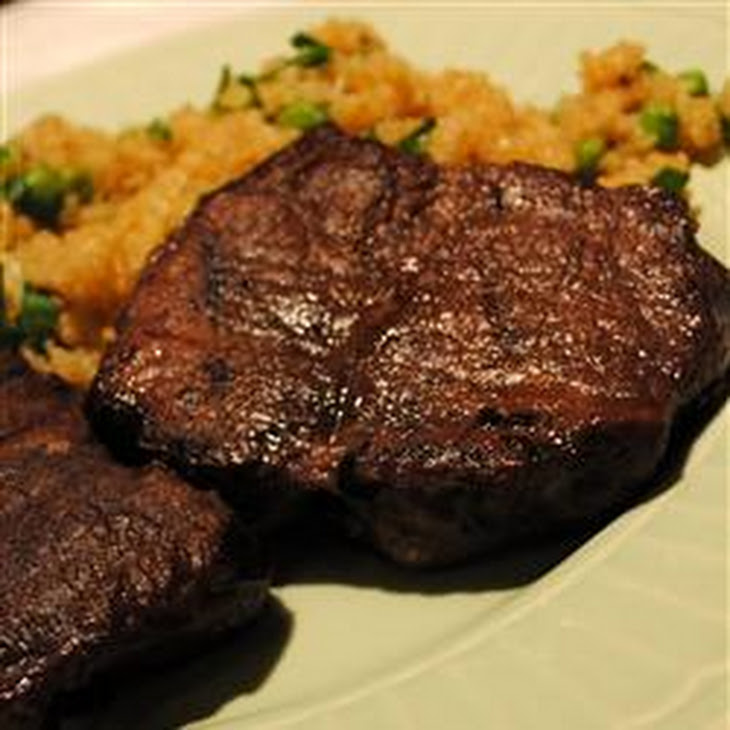 Venison Tenderloin Recipe