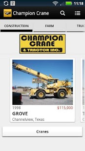 Champion Crane