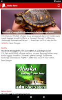 Screenshot of Alaska Dispatch News