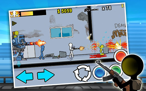 Anger of Stick 2 (Unlimited Money)