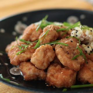 Chicken Namban.