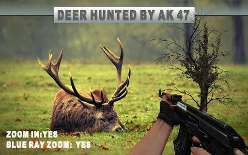Deer Jungle hunting-Archer