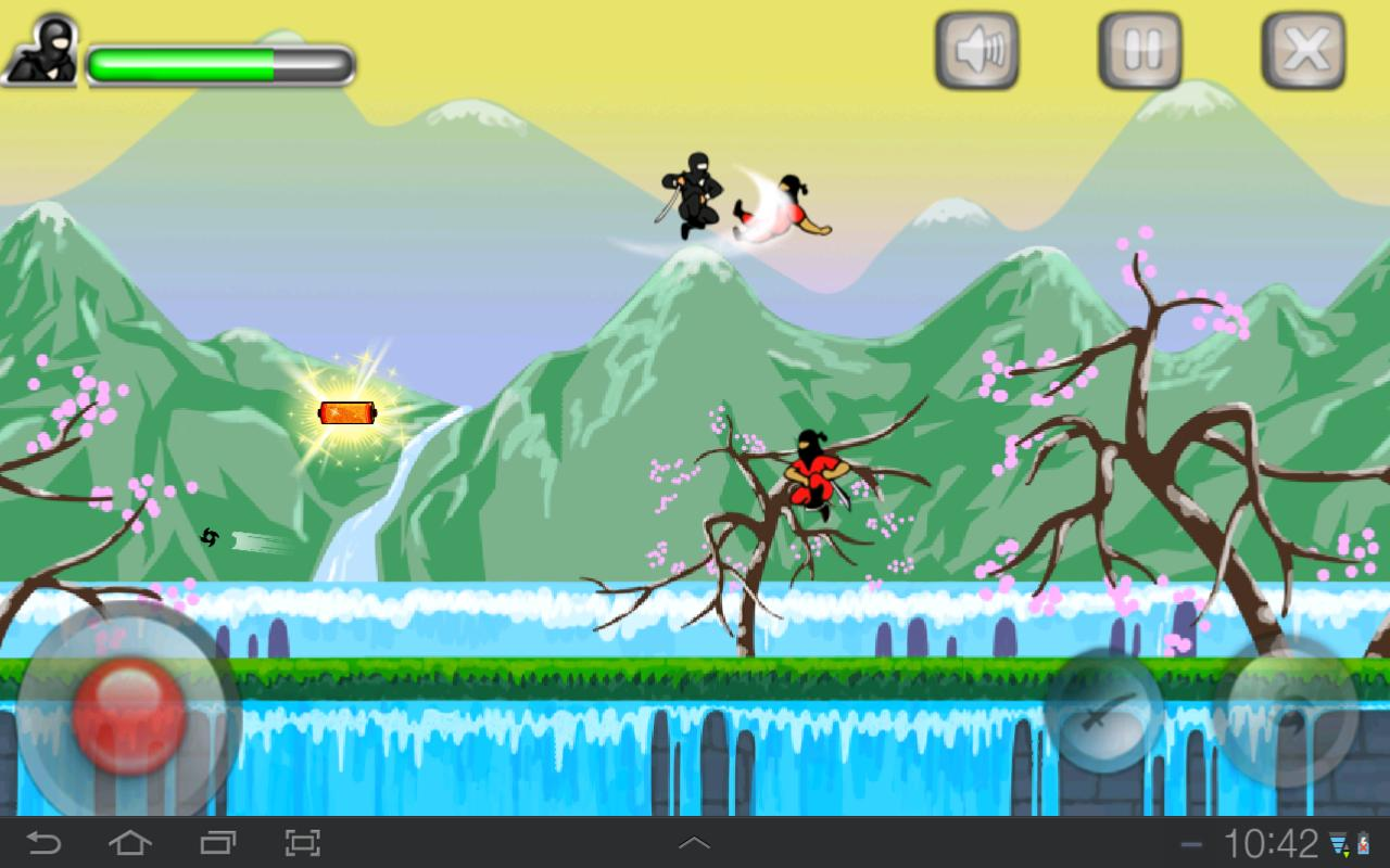 Na tra cứu mẹ (Legend of Kage)- screenshot
