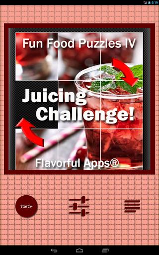 Photo Puzzle Games IV: Juicing