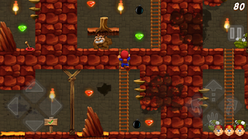 Screenshot of Marv The Miner 3: The Way Back