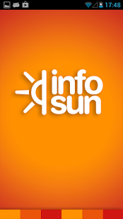 InfoSun- screenshot thumbnail