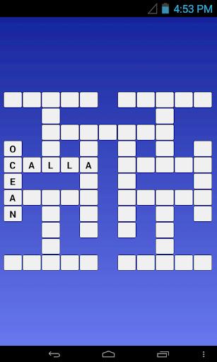 English - Serbian Crossword