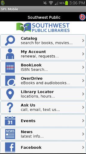 Southwest Public Libraries