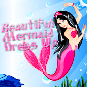 Beautiful Mermaid DressUp