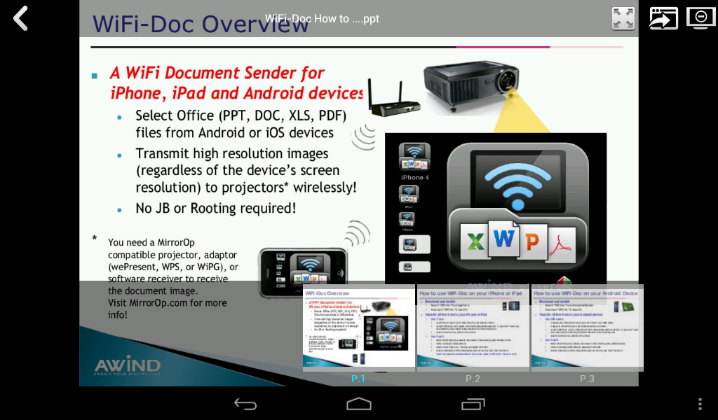 WiFi-Doc (Bundle Version)- screenshot