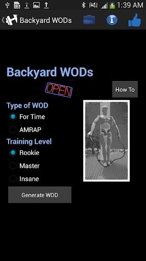 Backyard WODs