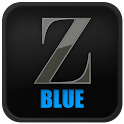 Blue Zenergy AOKP/CM Theme icon