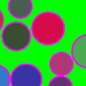 Balls Live wallpaper