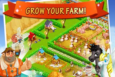 Happy Farm:Candy Day Screenshot 3
