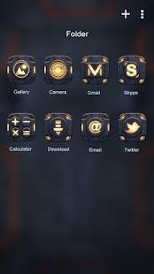 Machinery GO Launcher Theme - screenshot thumbnail