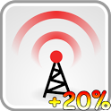 Internet Connection Booster icon