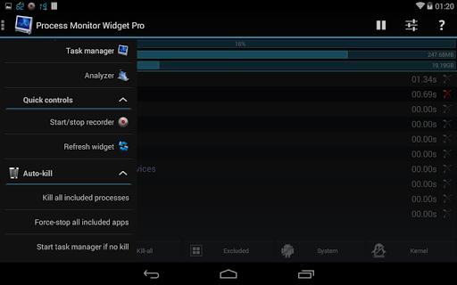 3C Process Monitor Pro  screenshots 7