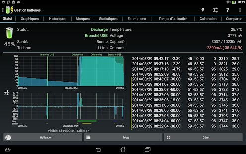 Battery Monitor Widget Pro - screenshot thumbnail