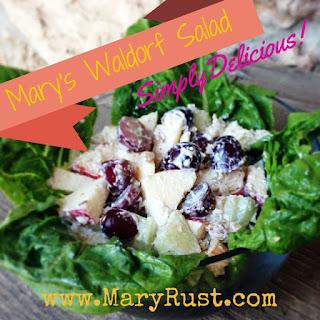 Mary's Wardolf Salad